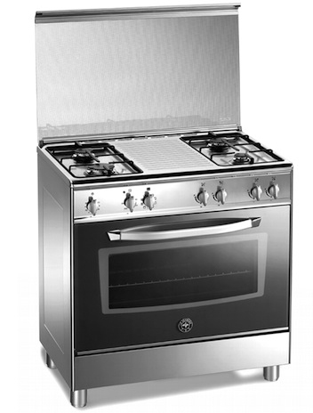 Straaten International Lagermania Free Standing Cooker In